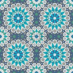 Traditional Morocco Pattern photo