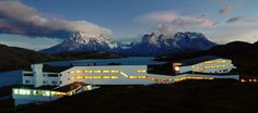 The Hotel Salto Chico is the base for exploring the Chilean Patagonia. It is the only lodge at the center of Torres del Paine National Park (51º07'S, 73º10'W), home to diverse and pristine ecosystems and a place for some great Patagonia travel.