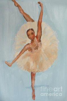 Ballerina by Marisela Mungia