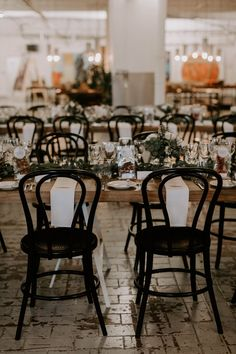 H&ton Event Hire // Bamboo Tiffany Chairs / Table Decor // Servicing Byron Bay / Gold Coast / Brisbane // Image via Figtree Wu2026 | Wedding receptions. & Hampton Event Hire // Bamboo Tiffany Chairs / Table Decor ...