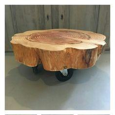 Goedemorgen! ❤ een wel heel bijzondere boomstamtafel! Ken je de reuzen bomen uit Zuid-Amerika? Hele wegen worden aangelegd door de bomen heen... http://www.creativeopen.nl/product/boomstam-salontafel-sequoia/ #sequoia #treetrunk #treetable #woodlife #natural #interior #interiordesigner #boomstamtafel #salontafel #woods