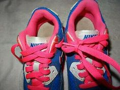 Air Max 90, Nike Air Max, Pink Nikes, Baby Shoes, Kids, Fashion, Young Children, Moda, Boys