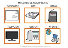 Mijloace de comunicare Romanian Language, Gallery Wall, Frame, Picture Frame, Frames