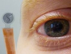augmented reality contact lens developed by IMEC and UGent | Dat is een leuke museumbalie: de lensbalie.