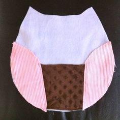 Owl Pillow Sewing Tutorial