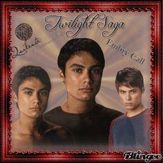 Twilight Saga: Embry