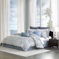 Echo Design™ Kamala Duvet Cover Set - BedBathandBeyond.com