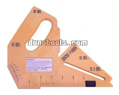 Router Table Saw Push Block /blade Depth & Angle Gauge
