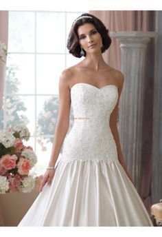 Manche longue Robe de mariée 2014