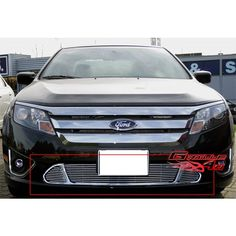 ford fusion sport front bumper