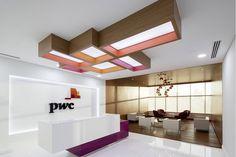 PWC offices by AEI Arquitectura e Interiores, Panama City – Panama