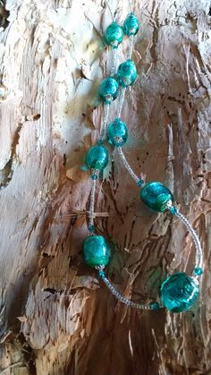 In Eva Dominello's Glass Bead Making class, students will learn how to work hot Venetian glass with a torch to create spectacular, wearable beads Australian Art, Venetian Glass, Artist Art, Turquoise Necklace, Glass Beads, Teal, Jewels, Jewellery, Unique Jewelry