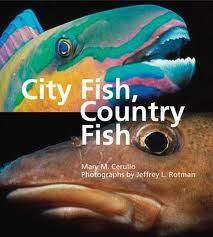 "We love nonfiction books that organize information in interesting ways. Thinking about fish that congregate in ""cities"" and those that don't helps students think more deeply about how environment, form and function all fit together."