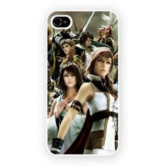 Final Fantasy Dissidia iPhone 4/4S and iPhone 5 Cases