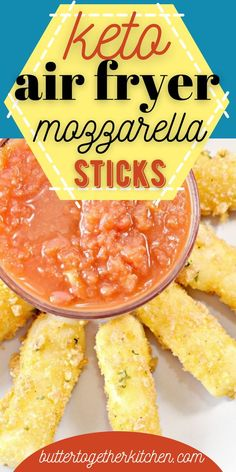 Appetizer Dishes, Low Carb Appetizers, Great Appetizers, Appetizer Recipes, Mozzarella Sticks Recipe, Thm Recipes, Snack Recipes, Summer Snacks, Cream Cheese Recipes