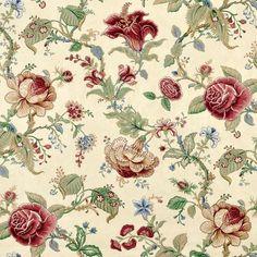 Waverly Home Decor Fabric Montague Parchment/Roman shades Papel Vintage, Vintage Paper, Home Decor Fabric, Fabric Crafts, Waverly Fabric, Victorian Tiles, Table Overlays, Paisley, Graphic 45