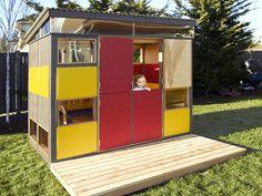 mid-century playhouse