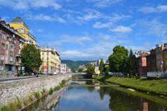 Tunteita herättävä Sarajevo — With huge passion for life