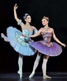Tamara and Daria, two favourites together :-)