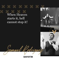 Samuel Rodriguez at Victory Conference in Tulsa, OK on Daystar!