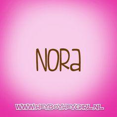 Nora  (Voor meer inspiratie, en unieke geboortekaartjes kijk op www.heyboyheygirl.nl)