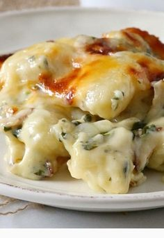 Mind-blowing baked gnocchi mac 'n' cheese