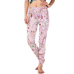 CCBHGY Womens Paisley Yoga Sport Pants Leggings * Find out more about the great product at the image link.(This is an Amazon affiliate link and I receive a commission for the sales)