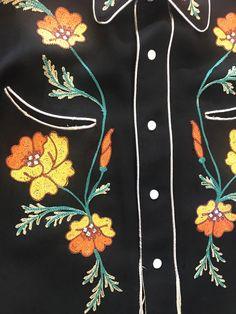 Vintage Western Wear, Vintage Cowgirl, Cowgirl Hats, Cowgirl Outfits, Rodeo Queen, Shirt Bag, Western Shirts, Chain Stitch, Tack