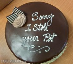 Stoner cake