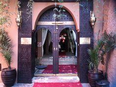 les bains ~ hammam, marrakech
