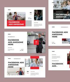 Business Facebook Ad Banner Templates PSD, AI, EPS Facebook Ad Template, Creative Banners, Best Facebook, Banner Template, Ads, Templates, Business, Posts, Design