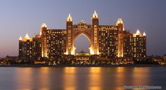 Atlantis The Palm is one of the world largest luxury hotels and Resort in Dubai. Atlantis The Palm is the destination of best tourist place offering something special for everyone. Dubai Hotel, Dubai City, Atlantis Hotel Dubai, In Dubai, Dubai Uae, Abu Dhabi, Palm Jumeirah, Hotels And Resorts, Best Hotels