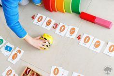 Robótica Educativa con Bee Bot + Cartas de Secuencia para imprimir – Creciendo Con Montessori