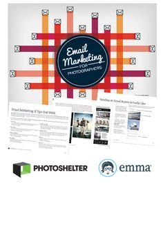 Email Marketing for Photographers|| Photoshelter