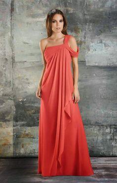Espectaculares vestidos de noche largos | Vestidos de Fiesta