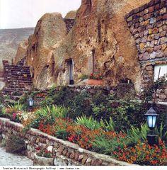 Rock village(iran)