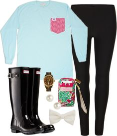 """Rainy"" by classically-preppy ❤ liked on Polyvore"