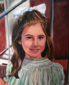 Tellefsen Custom Portraits, oil on canvas