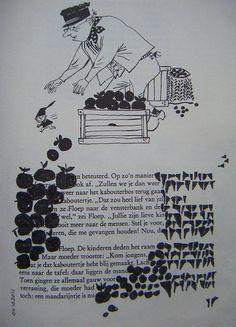 Boeksel 04102011 Appels mandje