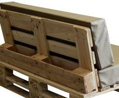 palet bank 1 million+ Stunning Free Images to Use - bank Playhouse Furniture, Diy Furniture Couch, Pallet Garden Furniture, Diy Outdoor Furniture, Pallet Playhouse, Furniture Design, Pipe Furniture, Furniture Vintage, Diy Pallet Couch