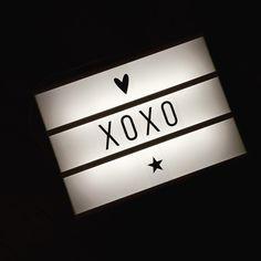 """""""Belle soirée #lightbox #mylittlelightbox"""""""