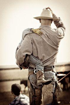 Ree Drummond - think this must be the Marlboro Man!.>