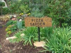 create a learning garden for your kids