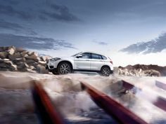 Embrace the unknown, the all new BMW X1 2015 on Behance