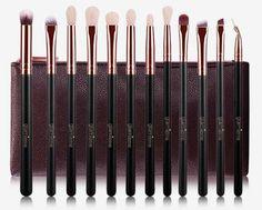Affordable High Quality Eye, Lip, Face Makeup and Luxury Makeup brushes! Makeup Brush Set, Face Makeup, Affordable Makeup Brushes, Makeup Tutorial Eyeliner, Unicorn Makeup, Makeup For Beginners, Beginner Makeup, Vegan Makeup