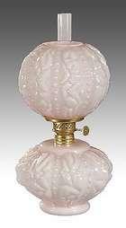 Beaded Drape Miniature Lamp
