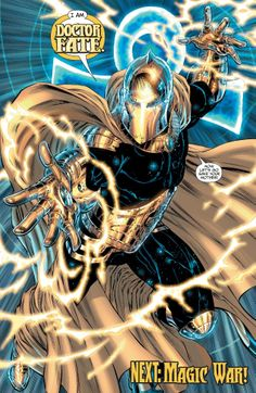 Earth 2 - Doctor Fate