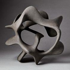 Pottery Sculpture, Sculpture Art, Ceramic Sculptures, Danielle Wood, Maori Art, Organic Form, Objet D'art, Ceramic Clay, Decorative Accessories