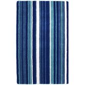 Shop for Hand-tufted Blue Cosmo Striped Wool Rug x - x Get free delivery On EVERYTHING* Overstock - Your Online Home Decor Store! Get in rewards with Club O! White Rug, White Area Rug, Blue Area Rugs, Art Deco Rugs, Navy Rug, Grey And Beige, Contemporary Area Rugs, Living Room Carpet, Floor Rugs