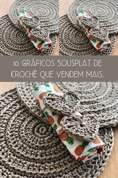 Burlap Wreath, Diy, Crochet Gifts, Thread Crochet, Tutorial Crochet, Mandalas, Crocheting, Amigurumi, Tejidos
